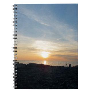Cuaderno Una ojeada del cielo
