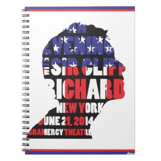 Cuaderno Una tarde con sir Cliff Richard