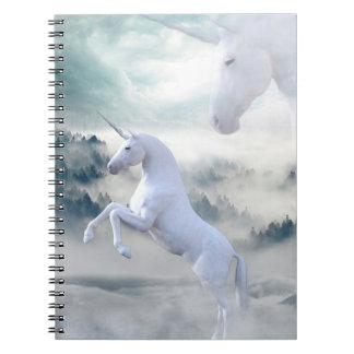 Cuaderno Unicornios
