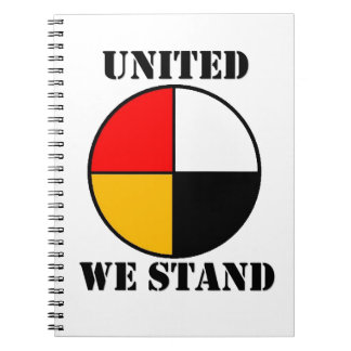 Cuaderno Unido nos colocamos