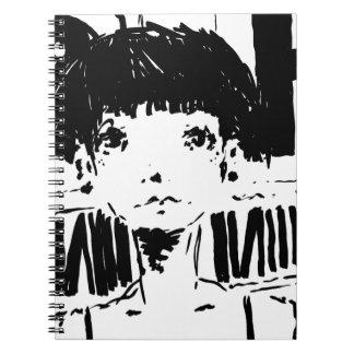 Cuaderno Uno de la roca del poste · Colección 2017