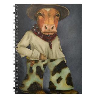 Cuaderno Vaquero real 2