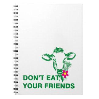 Cuaderno Veganism