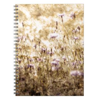 Cuaderno Verano Meadow