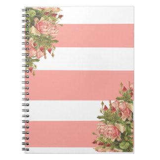 Cuaderno Veranos amelocotonados