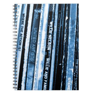 Cuaderno Vida del vinilo