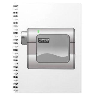 Cuaderno Videocámara