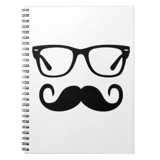 Cuaderno Vidrios del inconformista y bigote del manillar