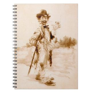 Cuaderno Vintage Stogie 1899