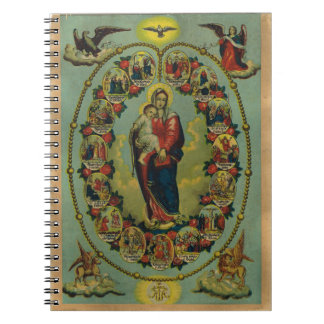 Cuaderno Virgin love