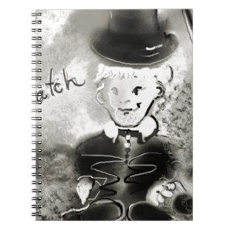 Cuaderno watchb&w