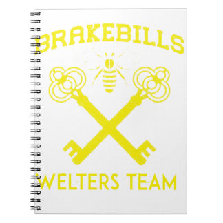 Cuaderno Welters