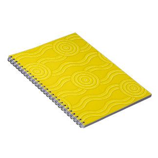 Cuaderno Zarzo aborigen del arte