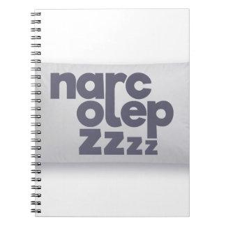 Cuaderno Zzz del Narcolepsy