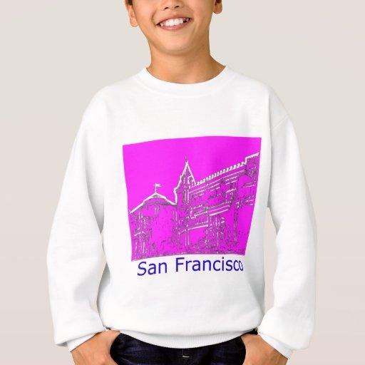 Cuadrado 1986 de San Francisco Ghirardelli el Camisetas