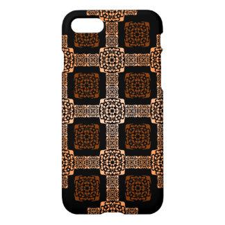 cuadrado del naranja de f funda para iPhone 7