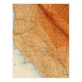 Cuadrilátero de Santa Cruz que muestra la Postal