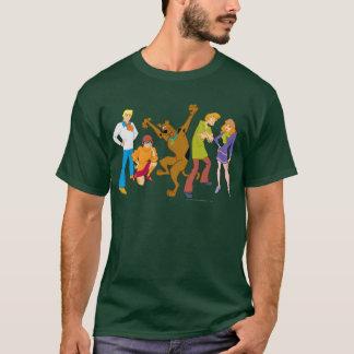 Cuadrilla entera 16 Mystery Inc Camiseta