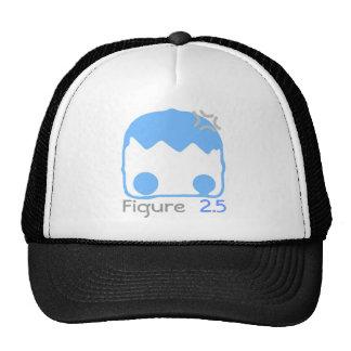 Cuadro 2,5 gorra (Blue1.1)