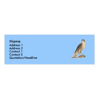 Cuadro 2 tarjetas de visita mini