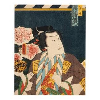 Cuadro Actor japonés (#3) (impresión del japonés del