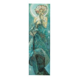 Cuadro Alfonso Mucha Moonlight Clair De Lune Art Nouveau