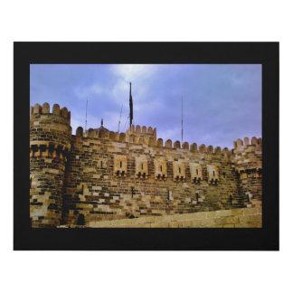 Cuadro Ciudadela de Qaitbay