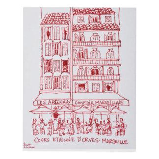 Cuadro d'Estienne D'Orves el | Marsella, Francia de Cours