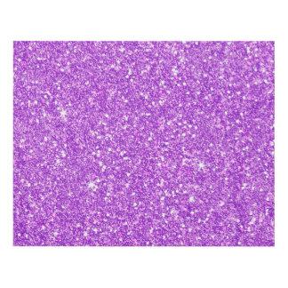 Cuadro Diamante púrpura del lujo del brillo