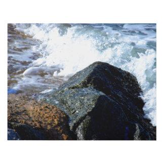 Cuadro El mar lavó II