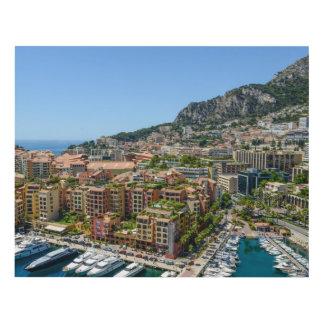 Cuadro Fotografía de Mónaco Monte Carlo