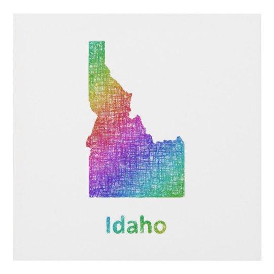 Cuadro Idaho