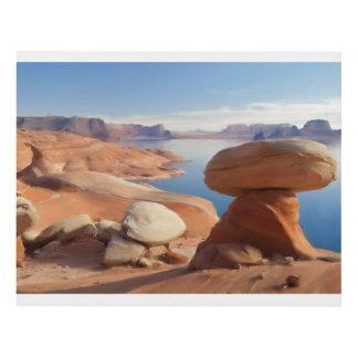 Cuadro Pintura de Utah