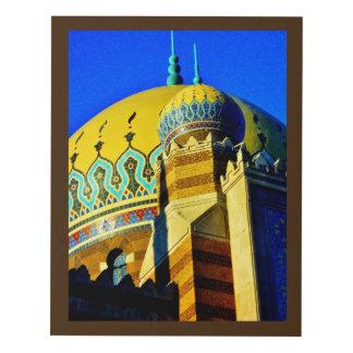 Cuadro Templo de la capilla de Trípoli