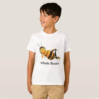 Cuál es camiseta de la abeja de Buzzin
