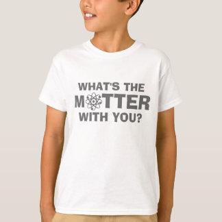 Cuál es la materia camiseta