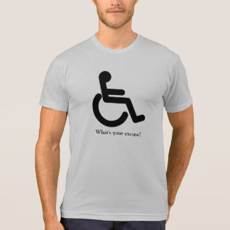 ¿Cuál es su excusa? Camiseta