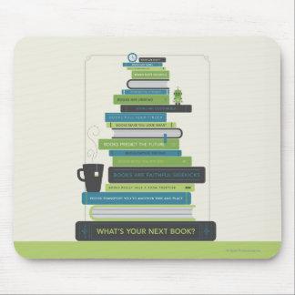 ¿Cuál es su libro siguiente? Alfombrilla De Ratón