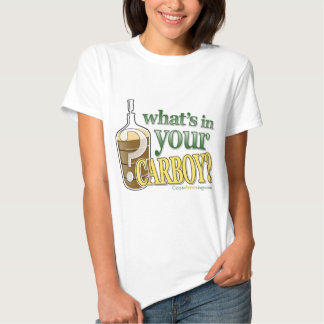 Cuál está en su lema de la bombona camiseta