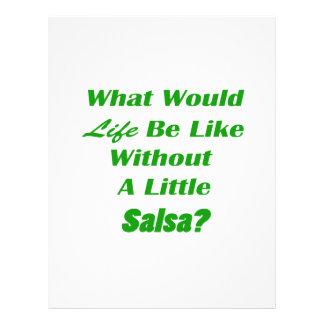 cuál vida estaría como fuera un poco grn de la folleto 21,6 x 28 cm