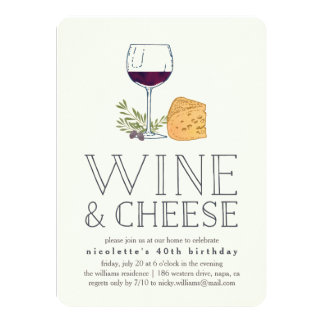 Cualquie invitación del fiesta del vino y del