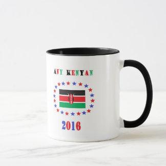 Cualquie Kenyan 2016   15 onzas. taza