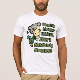 Cuando esta mamá irlandesa no es camiseta feliz