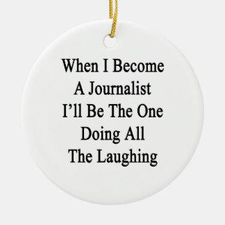 Cuando hago periodista seré la una A que hace Adorno