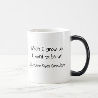 Cuando me crezco quiera ser una estafa de las taza mágica