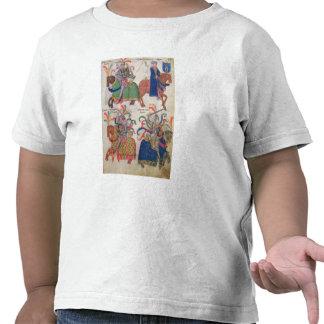 Cuatro cavaliers, del camiseta