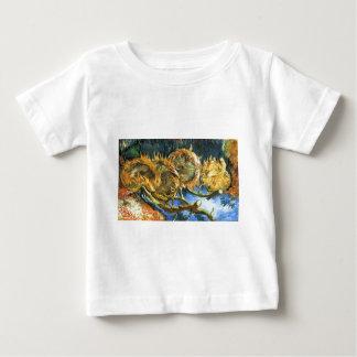 Cuatro girasoles cortados - Vincent van Gogh Camisetas