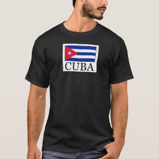 Cuba Camiseta