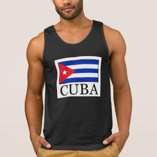 Cuba Camiseta De Tirantes