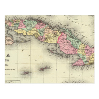 Cuba, Jamaica y Puerto Rico Postal